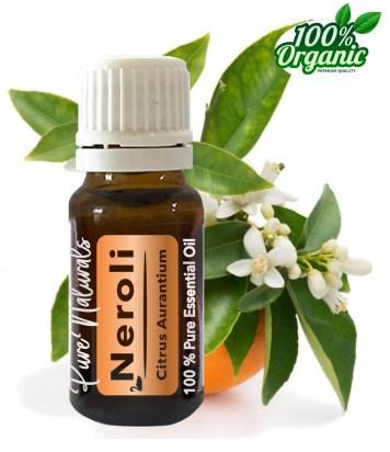 Neroli essentiële olie - organic - biologisch - pure naturals