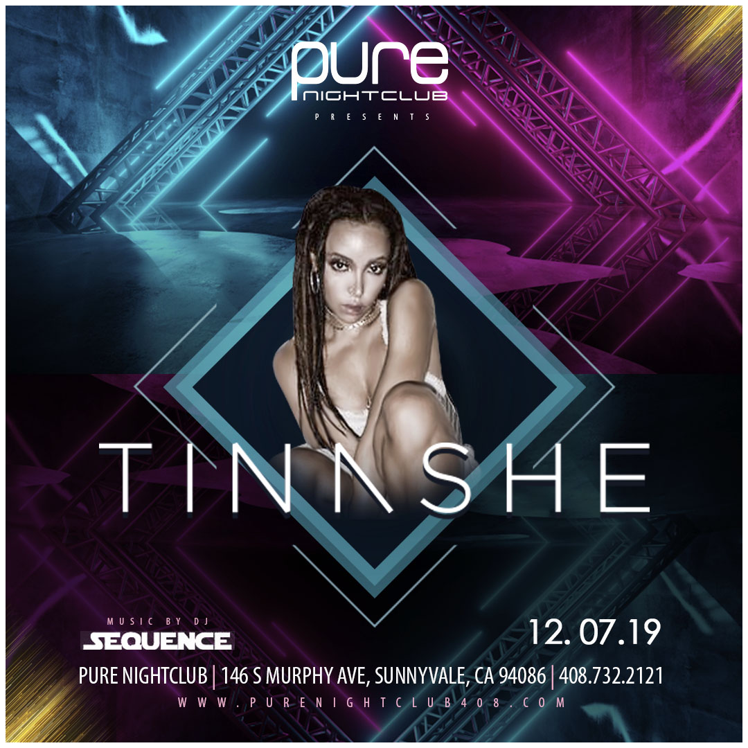Image result for tinashe sunnyvale""