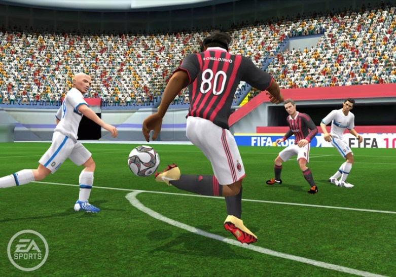 Wii Review: FIFA Soccer 10 - Pure Nintendo