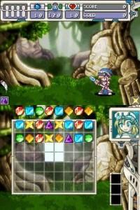Jewel Adventure - combat