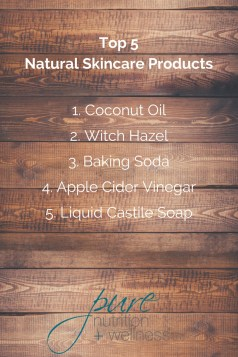 Top 5 Natural Skincare Products (1)