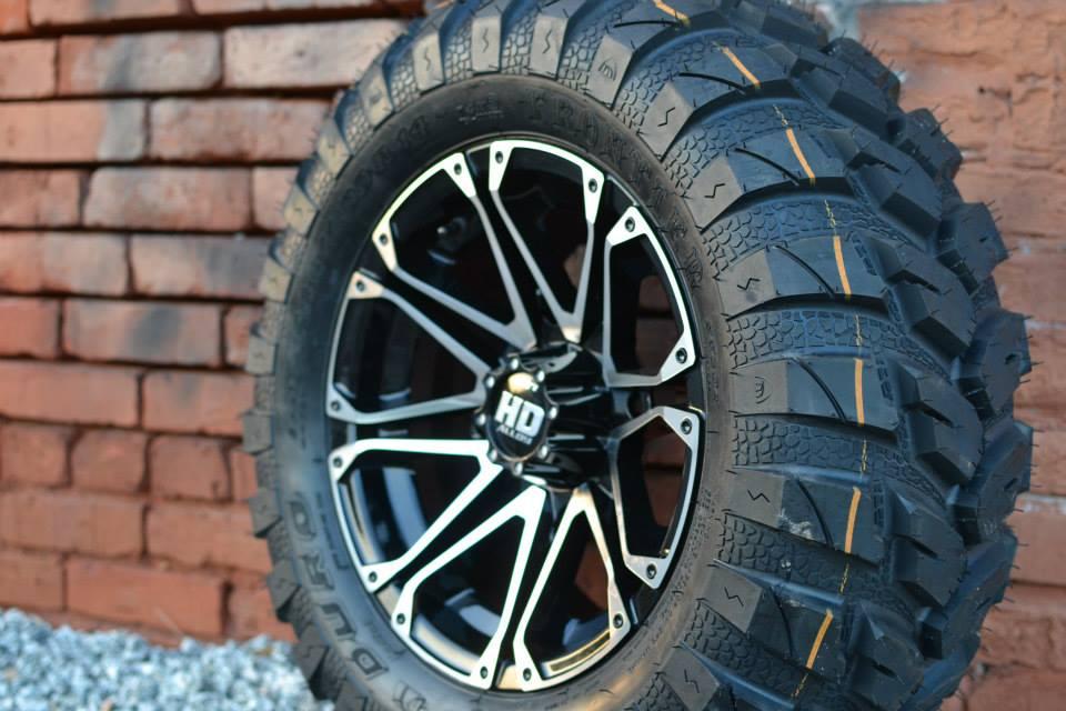 Duro DI2037 Frontier Radial UTV Tires