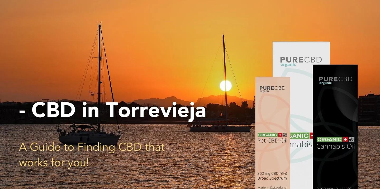 Una guía sobre cómo comprar CBD en Torrevieja