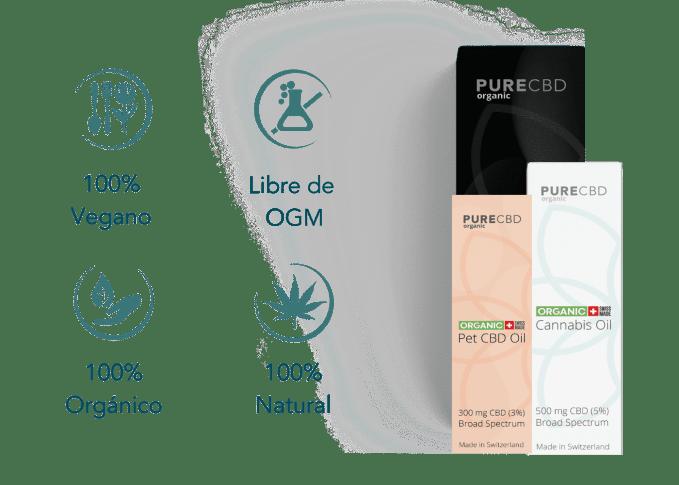 vegan gmo free organic natural CBD oil uk