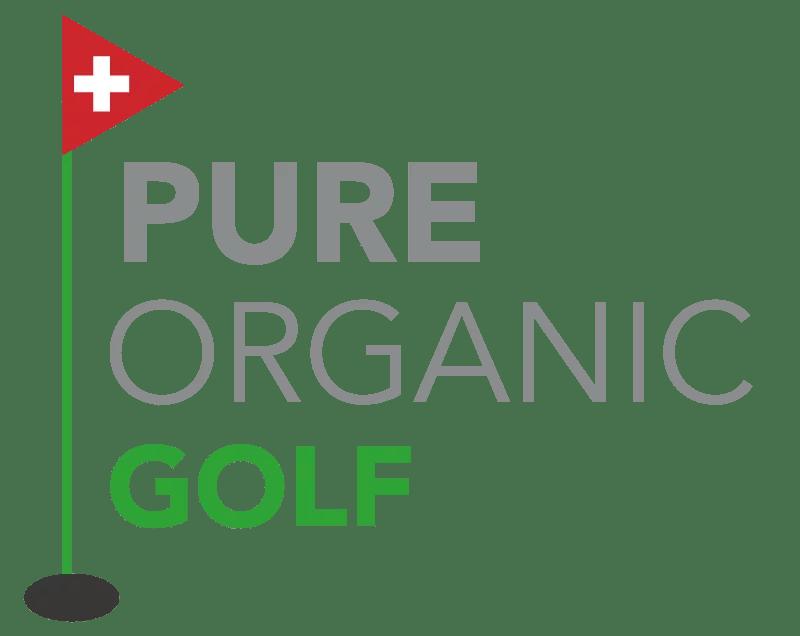 Logo Pure Organic Golf