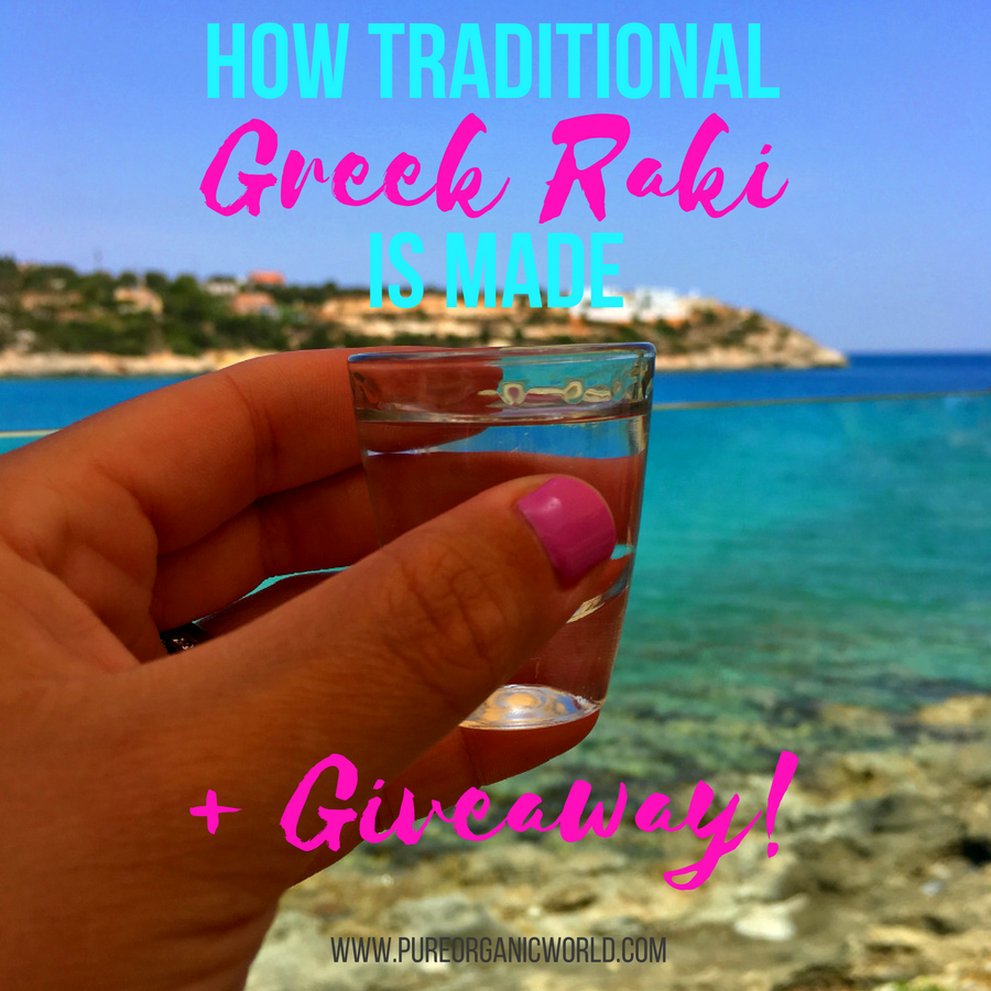 How Traditional Greek Raki Is Made
