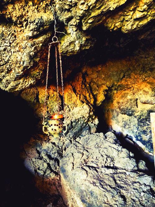 agia cave - crete, greece