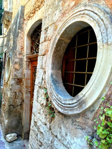 ancient city of chania