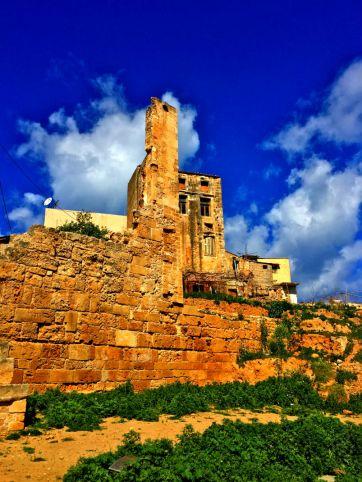 chania ruins
