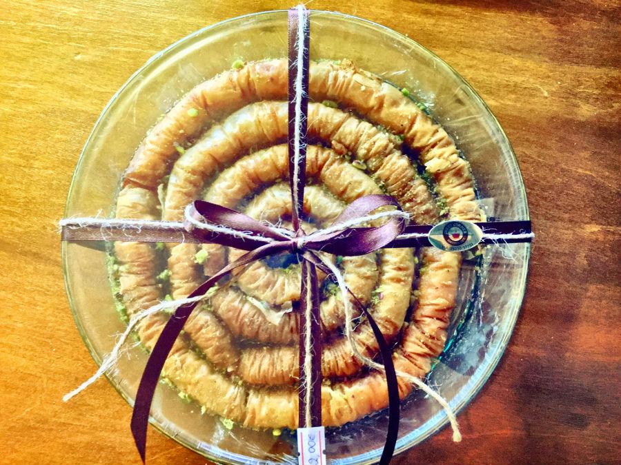 Packaged Cretan Baklava