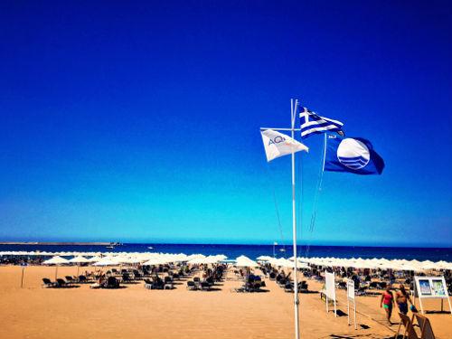 Beaches in Rethymno, Crete