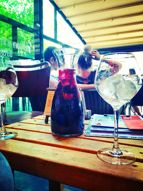 Sangria in the netherlands