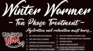 Winter Warmer Treatment