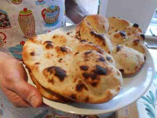 Pure Punjabi Indian Bread-making workshop