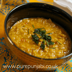 Pure Punjabi Masoor di dhal is a finalist in the 2017 FreeFrom Food Awards.