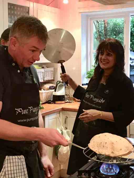 Pure Punjabi Traditional Indian cookery school