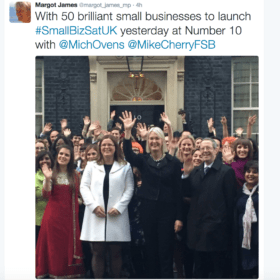 Pure Punjabi Invited to No. 10 Downing Street