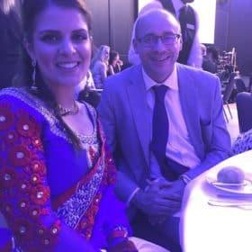 SmallBiz100 Blue Tie Ball Pure Punjabi