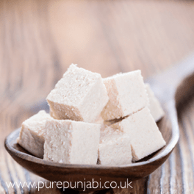 Dairy free alternative to paneer