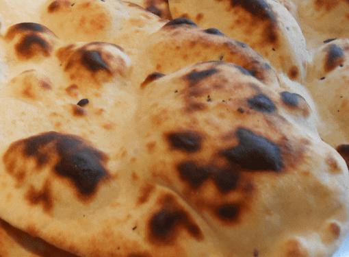 Pure Punjabi traditional naan bread mix