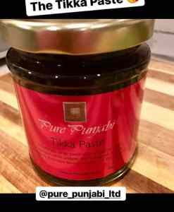 David Swann Pure Punjabi Tikka Paste