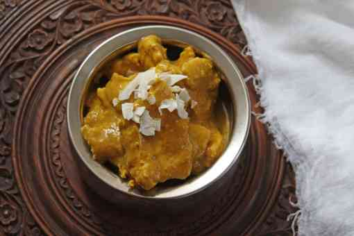 Pure Punjabi Meal kit Box Mango Chicken sachet