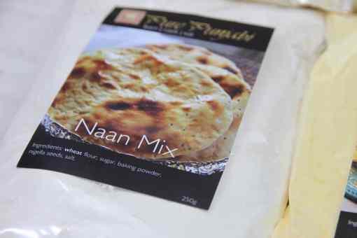 Pure Punjabi naan Bread Mix
