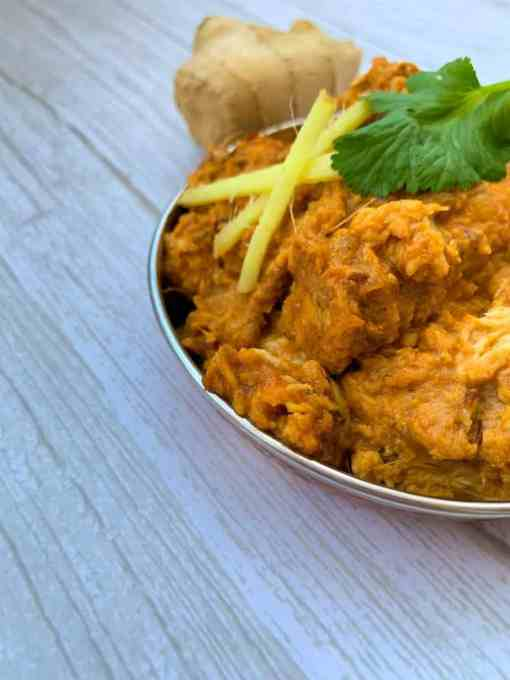 Pure Punjabi Adraki Chicken & Pilau Rice Dinner Kit