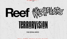 "Wildhearts, Terrorvision and Reef join forces for ""Britrock Must Be Destroyed!"" Tour"