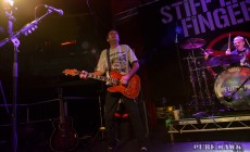 Stiff Little Fingers at The Academy, Dublin on November 13th 2015 by Shaun Neary-13