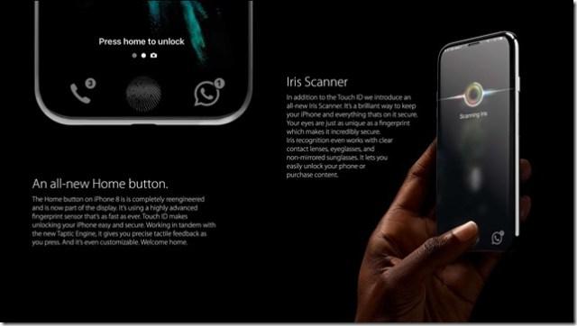 iPhone8-Security