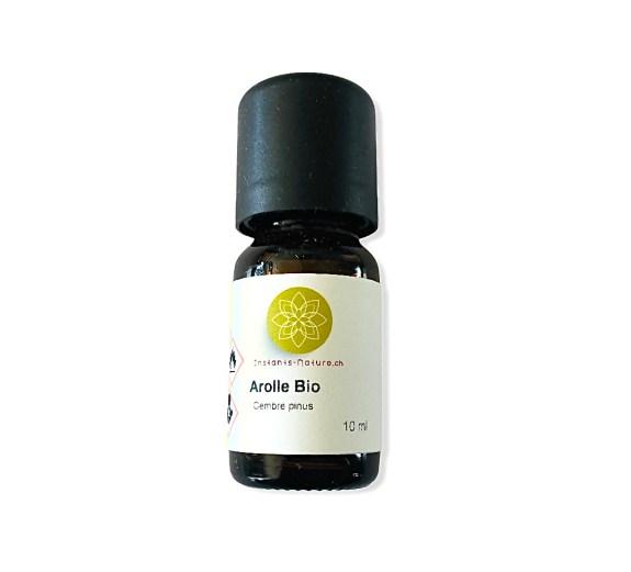 Huile essentielle Pin Cembro (Arolle) Bio 10 ml