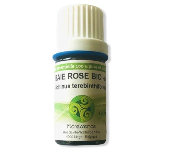 Huile essentielle Bois de Rose bio
