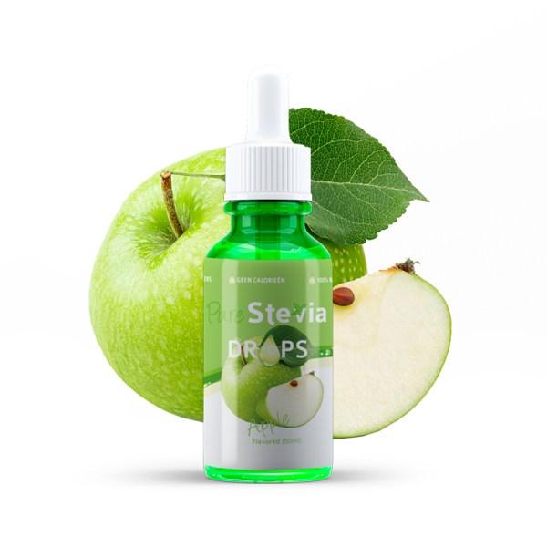 Stevia drops appel