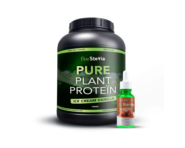 Pure Plant Protein Caramel