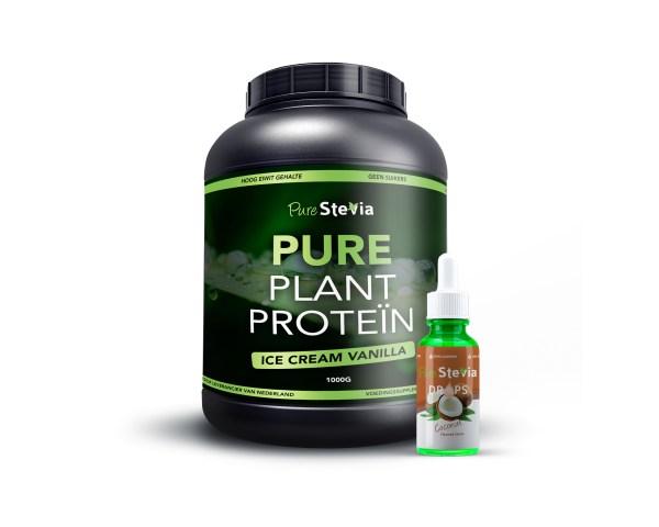 Pure Plant Protein Cocos