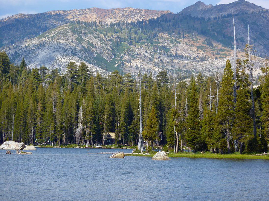 Wrights Lake, Desolation Wilderness