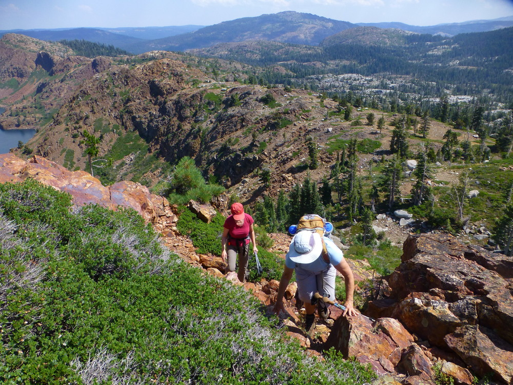 Annual 2014 Fall Creek Mountain Climb