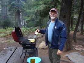 Geoff Panek at Loon Lake