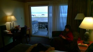 Beachcomber motel, Ft. Bragg CA