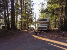 Jackson Meadows - East Meadow camp ground