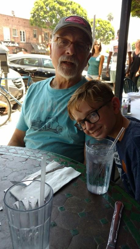 Me and Atticus