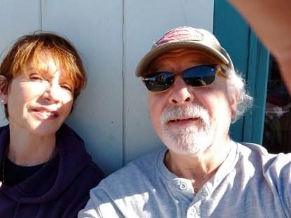 Us in Fort Bragg
