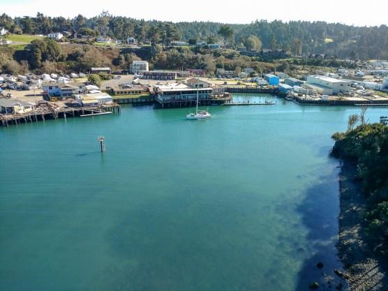 Noyo Harbor