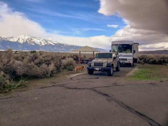 Washoe Campsite