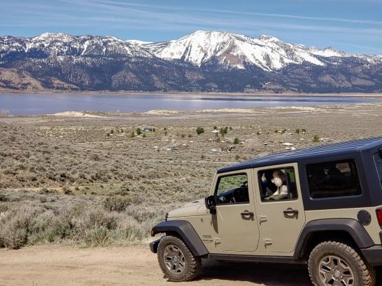 Washoe Lake / mt. Rose
