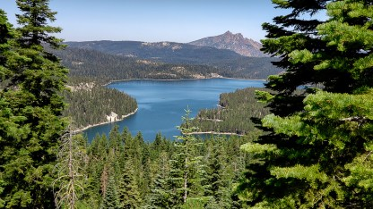 taken from pacific crest trail