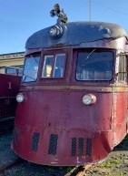Old Skunk Train Ft. Bragg
