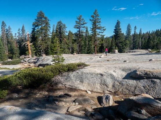 Granite off Rubican trail