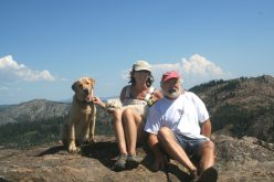 Fall Creek Mtn climb